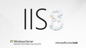 IIS 8 Standard Welcome Page